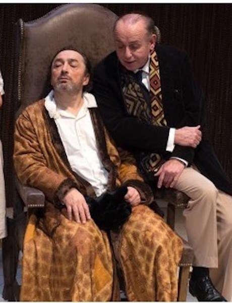 """Festival de Théâtre de Figeac """"le Malade Imaginaire de Molière"""""""