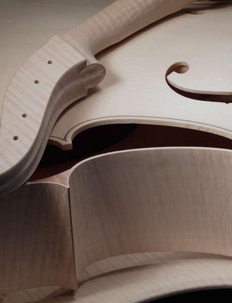 Conférence : Naissance d'un violoncelle présenté par François Varcin