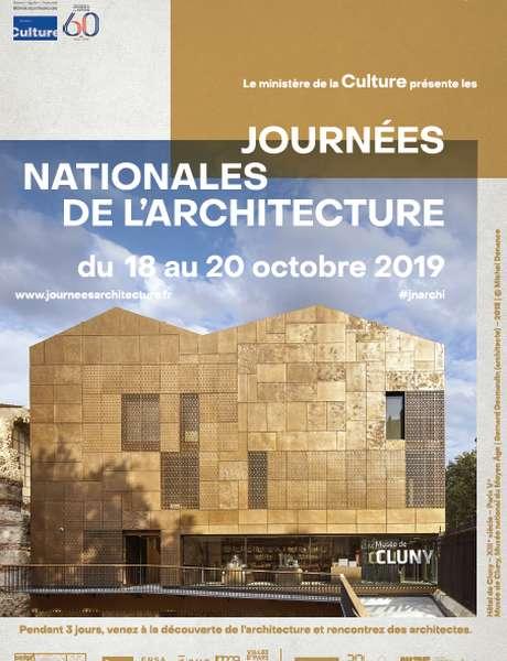 Journées de l'Architecture - Les 1001 vies du patrimoine : Du château à la médiathèque