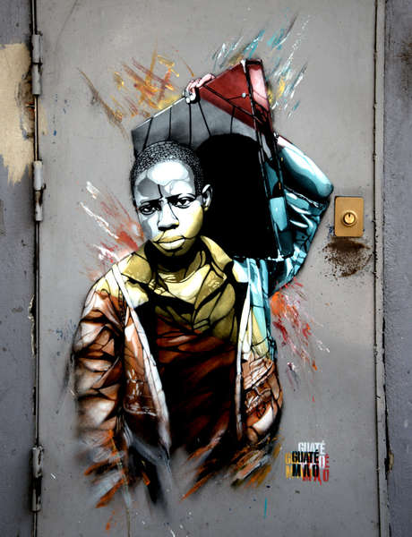 Journées du patrimoine - Passion street-art à Saint-Denis