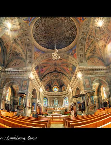 Heritage guided tour of the church Notre-Dame de l'Assomption