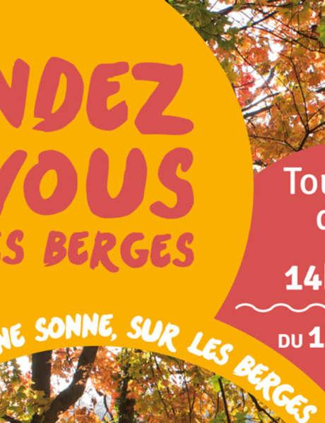 Journées du patrimoine - Les berges de Seine