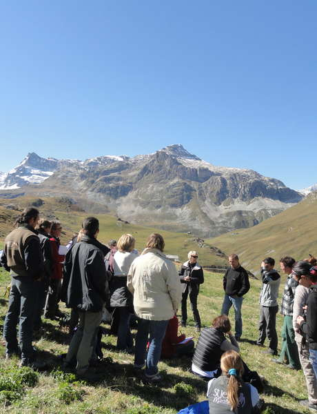 Delicious discoveries at Mont Cenis : guided tour
