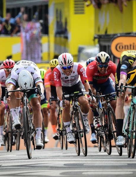 Tour de France 2020 / Etape 16 - passage métropole grenobloise