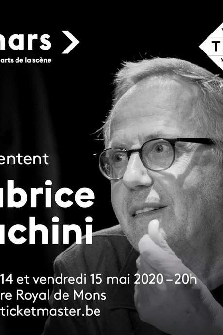 Fabrice Luchini - 15 mai