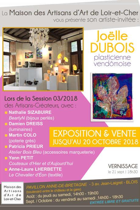 Exposition de Joëlle Dubois