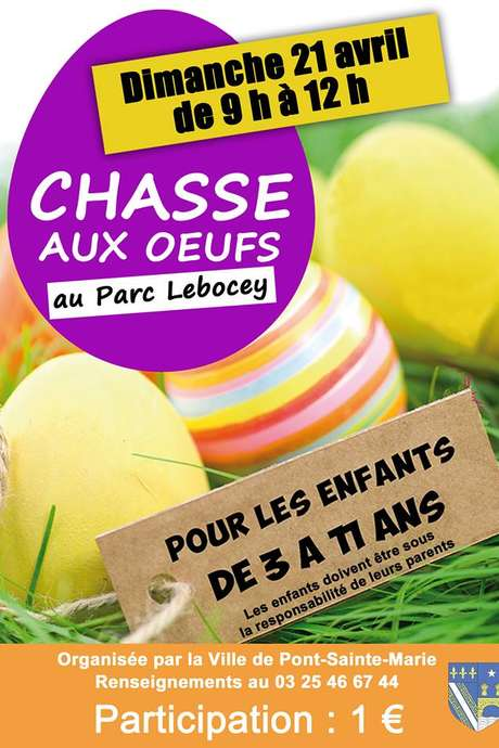 Chasse aux oeufs