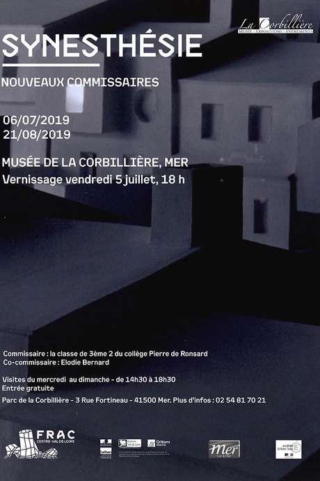 « Synesthésie » – Œuvres issues du Frac Centre-Val de Loire sur le thème de la ville sensorielle