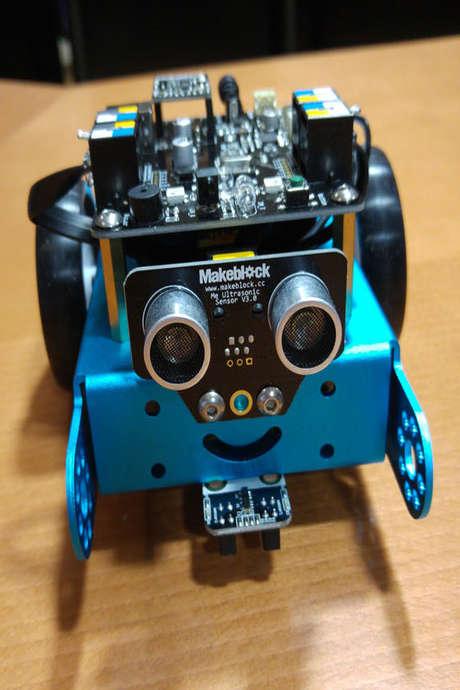 Robotique en famille   Atelier parents / enfants dès 8 ans