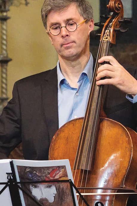 Hervé Douchy - Suites de JS Bach
