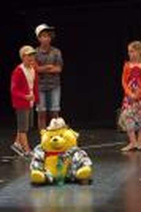 Représentation de l'Atelier Théâtre Enfants # Les Angenoises
