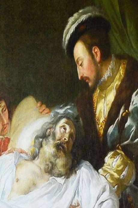 Exposition : La Mort de Léonard de Vinci : la construction d'un mythe