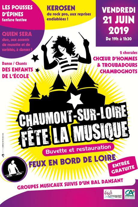 Fête de la musique à Chaumont