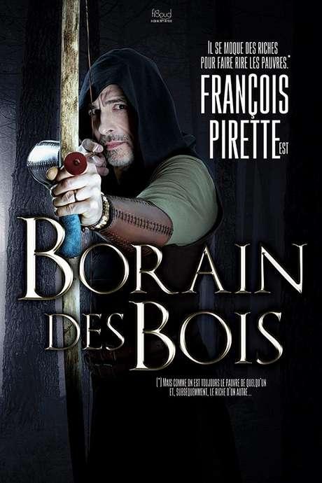 François Pirette - Borain des bois
