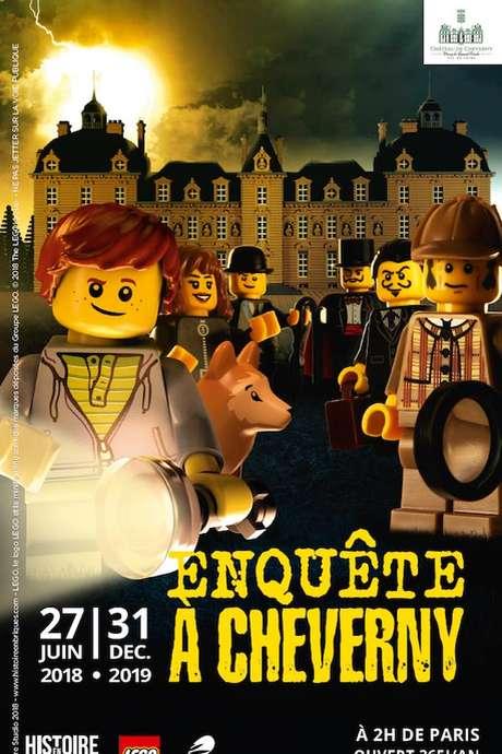 Histoire en Briques LEGO® : Mystère à Cheverny