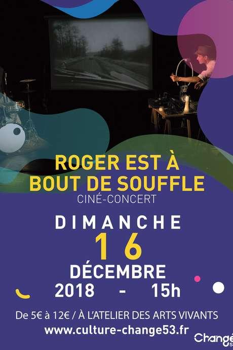 Roger est à bout de souffle #Ondines