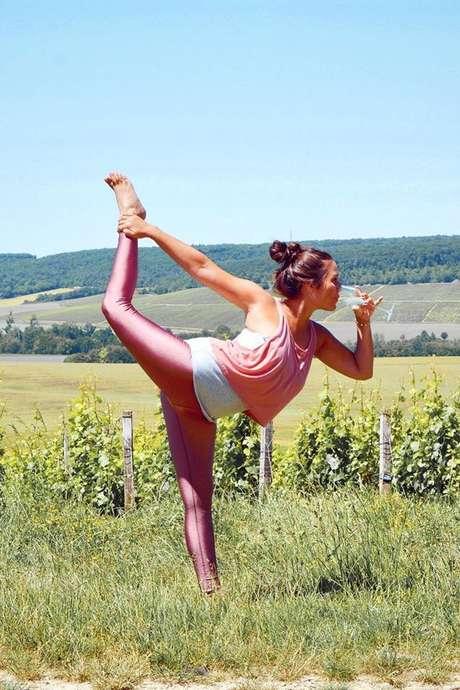 Champagne & Yoga au Champagne Remy Massin