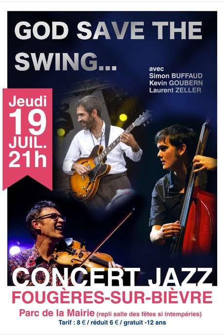 Concert Jazz - God save the swing