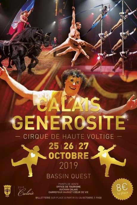 Calais générosité