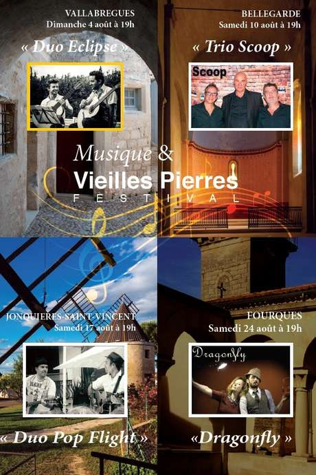 Festival Musique & Vieilles Pierres