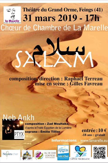 SALAM - Concert spectacle
