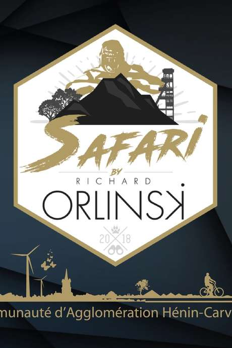 Safari urbain by Richard Orlinski