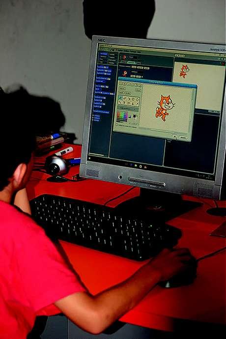 Atelier  - Scratch : programmer un robot martien