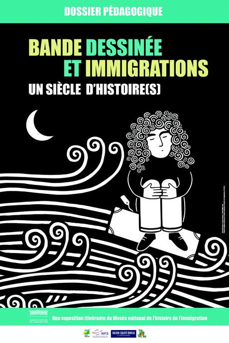 """Exposition """"BD et immigrations : un siècle d'histoire"""""""