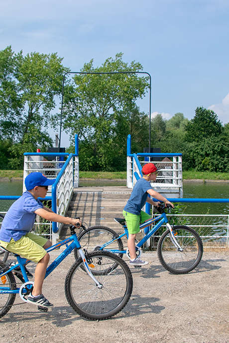Rallye vélo du réseau points-noeuds