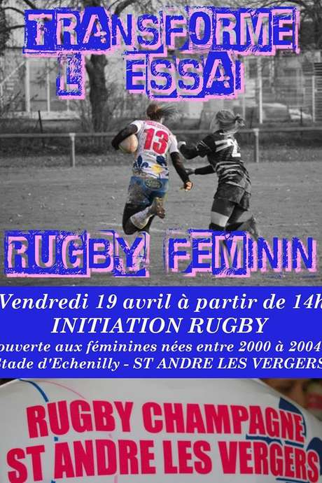Initiation Rugby