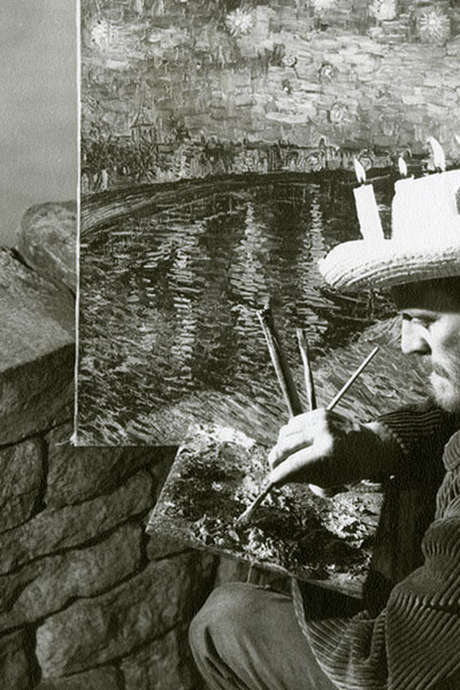 Hommageweekend ter ere van Van Gogh - Workshop schilderen met ezel