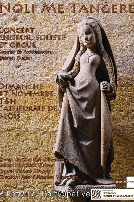 "Concert : ""Noli Me Tangere"