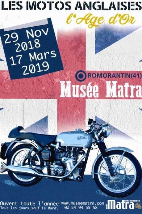 L'Age d'Or de la moto anglaise
