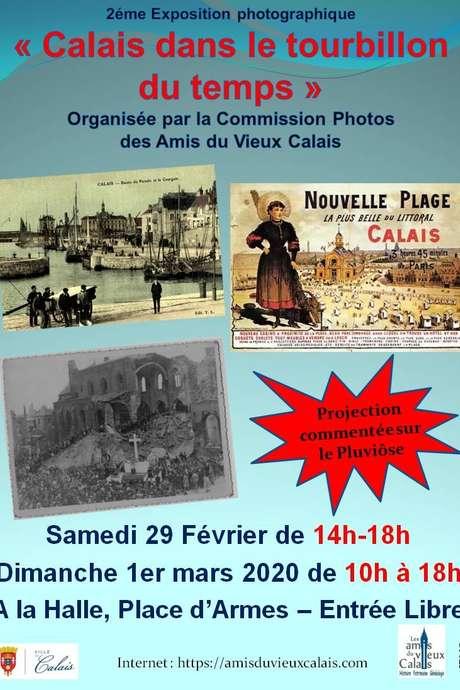 Exposition photographie Calais dans le tourbillon du temps