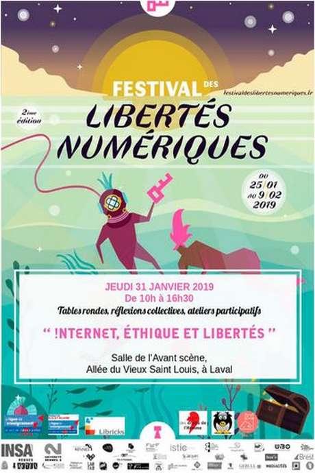Internet : Éthique et libertés