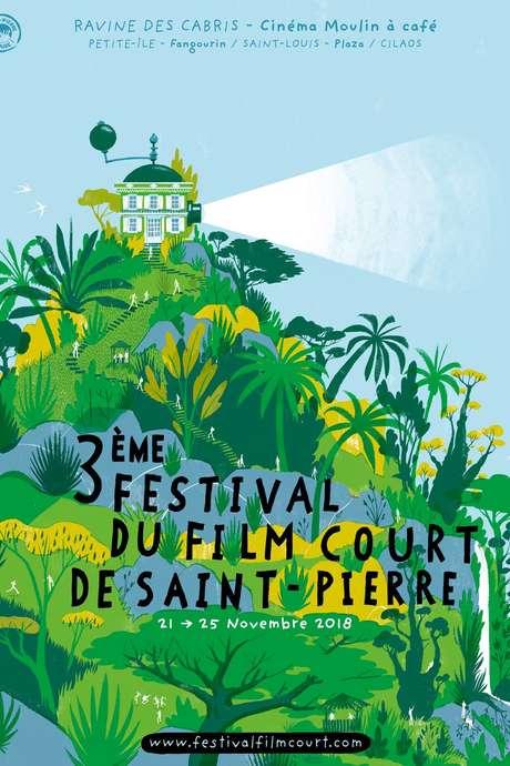 3ème édition du Festival du Film Court de Saint-Pierre