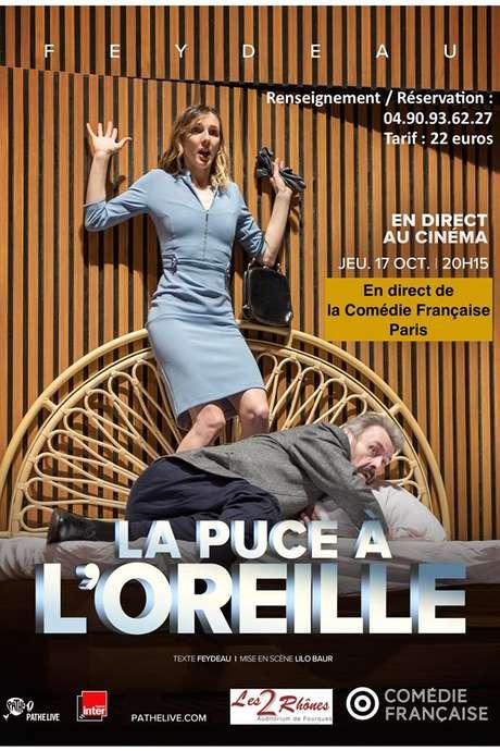"""Comédie """"La Puce à l'Oreille"""""""