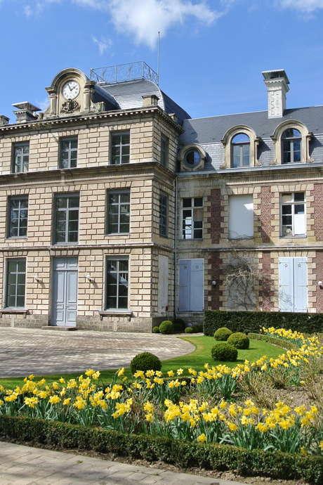 Visite guidée du château de Rebreuve-Ranchicourt