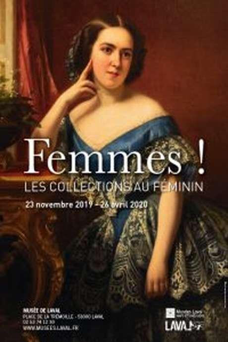 Exposition : Femmes !