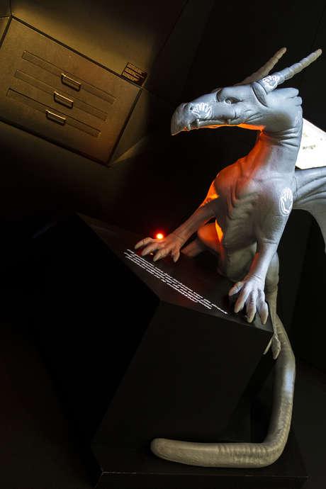 Investigate at the Doudou museum