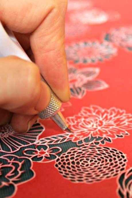 Atelier dentelle de papier