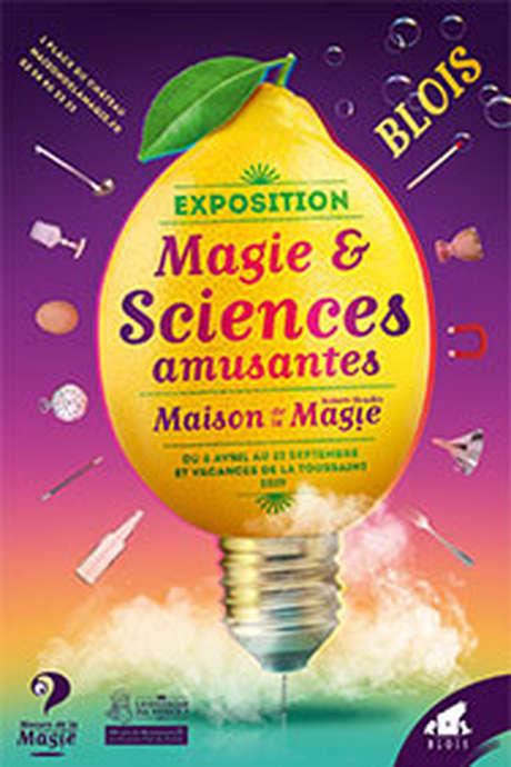 Exposition « Magie & Sciences amusantes »
