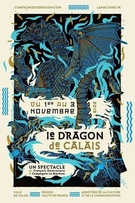 Spectacle inaugural : La dragon de Calais