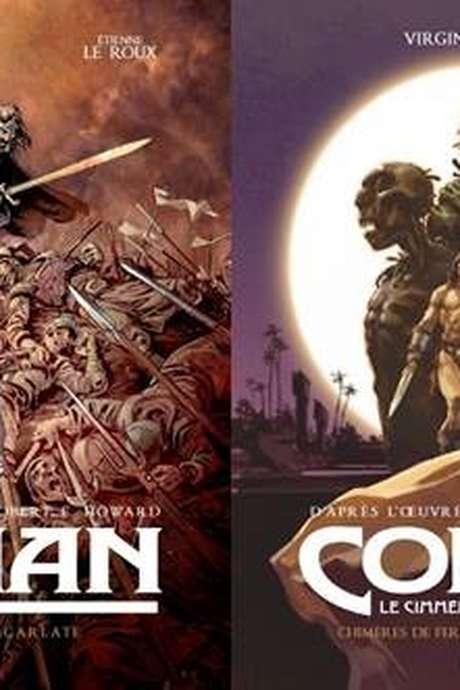Rencontre autour de la bande dessinée: Conan le Cimmérien