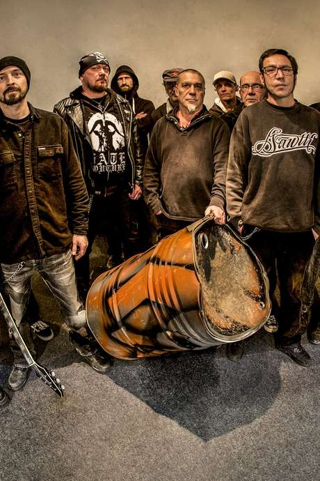 Les tambours du Bronx : Weapons of Mass Percussion