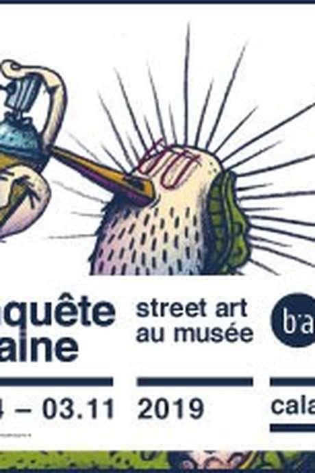 ATELIER STREET ART PARENT/ENFANT