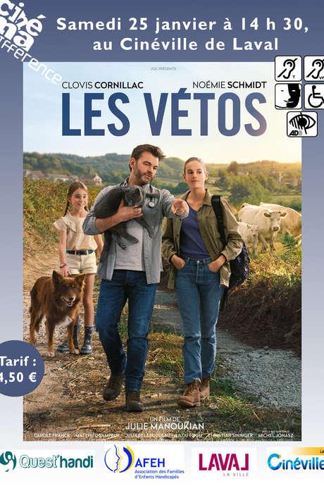 """Ciné-ma-différence : """"Les vétos"""""""