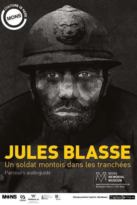 Jules Blasse. Un soldat montois dans les tranchées.