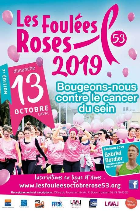 Les Foulées Octobre Rose 2019