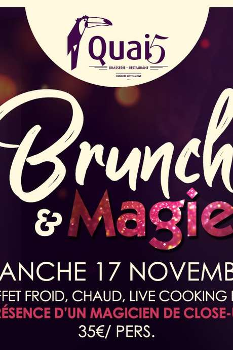 Brunch & magie